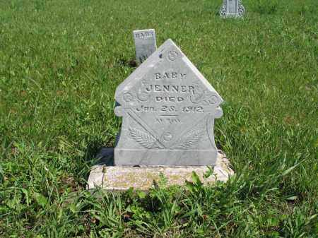 JENNER 033, BABY - Logan County, North Dakota | BABY JENNER 033 - North Dakota Gravestone Photos