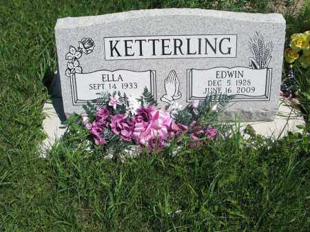 KETTERLING 073, ELLA - Logan County, North Dakota | ELLA KETTERLING 073 - North Dakota Gravestone Photos