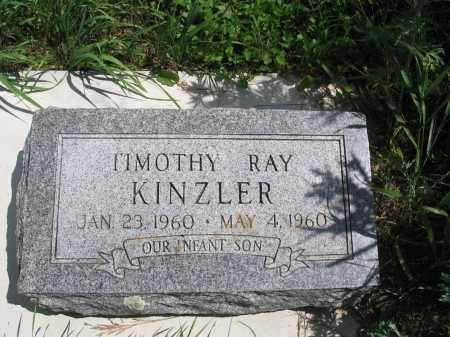 KINZLER, TIMOTHY RAY - Logan County, North Dakota | TIMOTHY RAY KINZLER - North Dakota Gravestone Photos