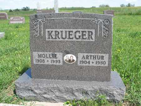 KRUEGER 168, ARTHUR - Logan County, North Dakota | ARTHUR KRUEGER 168 - North Dakota Gravestone Photos