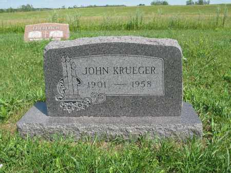 KRUEGER 200, JOHN - Logan County, North Dakota | JOHN KRUEGER 200 - North Dakota Gravestone Photos