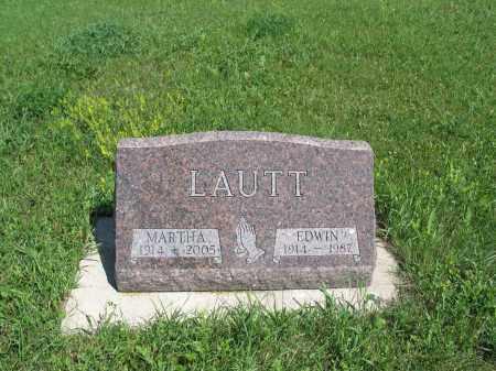 SUKUT LAUTT 195, MARTHA - Logan County, North Dakota | MARTHA SUKUT LAUTT 195 - North Dakota Gravestone Photos