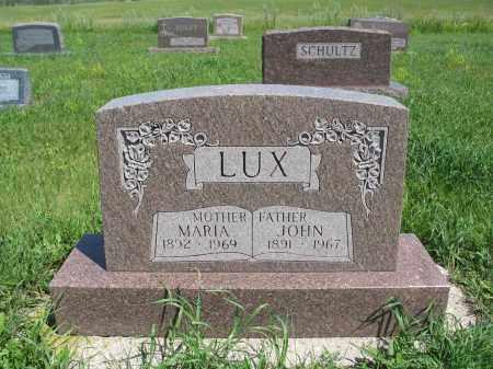 LUX 173, JOHN - Logan County, North Dakota | JOHN LUX 173 - North Dakota Gravestone Photos