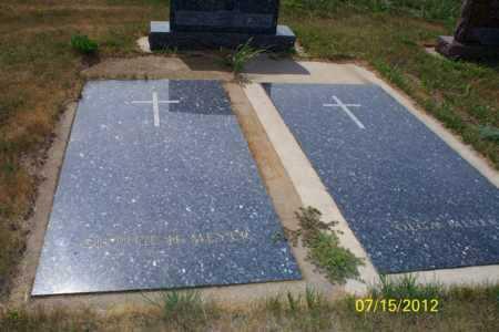 MEYER, OLGA - Logan County, North Dakota   OLGA MEYER - North Dakota Gravestone Photos