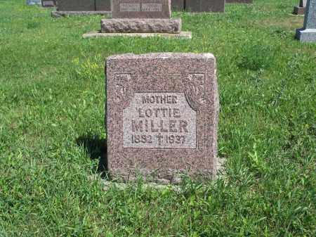 MILLER 126, CHARLOTTE - Logan County, North Dakota | CHARLOTTE MILLER 126 - North Dakota Gravestone Photos