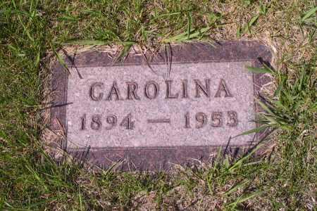 MILLER, CAROLINA - Logan County, North Dakota | CAROLINA MILLER - North Dakota Gravestone Photos