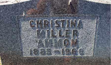 MILLER, CHRISTINA - Logan County, North Dakota | CHRISTINA MILLER - North Dakota Gravestone Photos