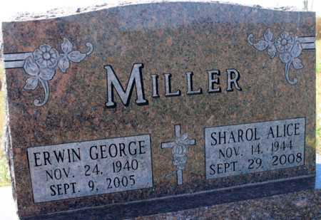 MILLER, SHAROL ALICE - Logan County, North Dakota | SHAROL ALICE MILLER - North Dakota Gravestone Photos