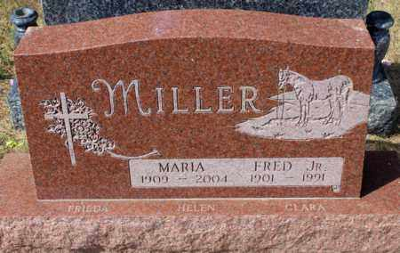 MILLER, MARIA - Logan County, North Dakota | MARIA MILLER - North Dakota Gravestone Photos