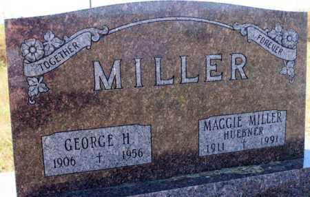 MILLER, MAGGIE - Logan County, North Dakota | MAGGIE MILLER - North Dakota Gravestone Photos
