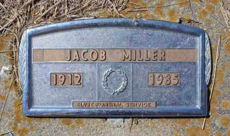 MILLER, JACOB - Logan County, North Dakota   JACOB MILLER - North Dakota Gravestone Photos