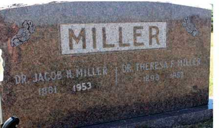 MILLER, JACOB H. - Logan County, North Dakota | JACOB H. MILLER - North Dakota Gravestone Photos
