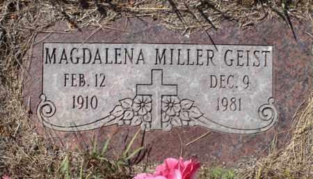 MILLER, MADALENA - Logan County, North Dakota | MADALENA MILLER - North Dakota Gravestone Photos