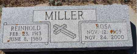 MILLER, ROSA - Logan County, North Dakota | ROSA MILLER - North Dakota Gravestone Photos