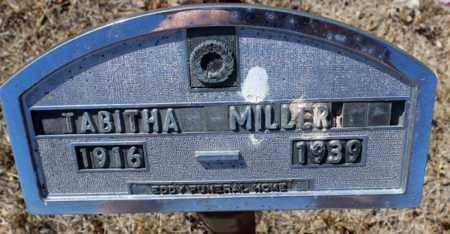 MILLER, TABITHA - Logan County, North Dakota | TABITHA MILLER - North Dakota Gravestone Photos