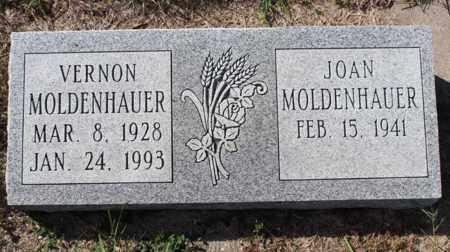 MOLDENHAUER, VERNON - Logan County, North Dakota | VERNON MOLDENHAUER - North Dakota Gravestone Photos