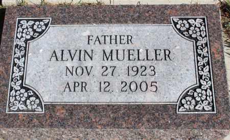 MUELLER, ALVIN - Logan County, North Dakota | ALVIN MUELLER - North Dakota Gravestone Photos