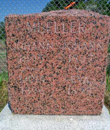 MUELLER, LYDIA - Logan County, North Dakota | LYDIA MUELLER - North Dakota Gravestone Photos