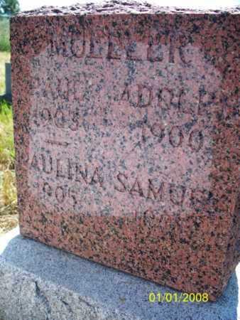 MUELLER, SAMUEL - Logan County, North Dakota   SAMUEL MUELLER - North Dakota Gravestone Photos