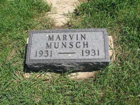 MUNSCH 006, MARVIN - Logan County, North Dakota | MARVIN MUNSCH 006 - North Dakota Gravestone Photos