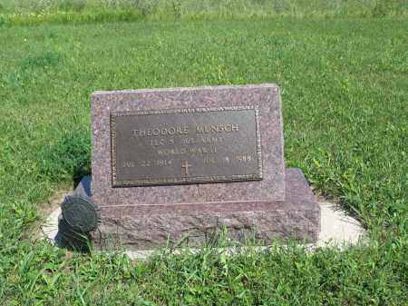 MUNSCH 194, THEODORE - Logan County, North Dakota | THEODORE MUNSCH 194 - North Dakota Gravestone Photos