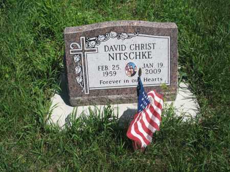 NITSCHKE 074, DAVID CHRIST - Logan County, North Dakota | DAVID CHRIST NITSCHKE 074 - North Dakota Gravestone Photos