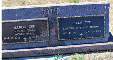 OPP, HERBERT - Logan County, North Dakota | HERBERT OPP - North Dakota Gravestone Photos