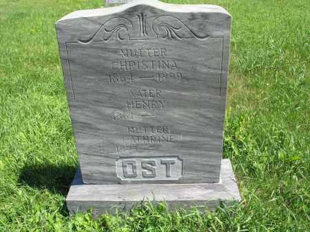 OST 052, CATHRINE - Logan County, North Dakota | CATHRINE OST 052 - North Dakota Gravestone Photos