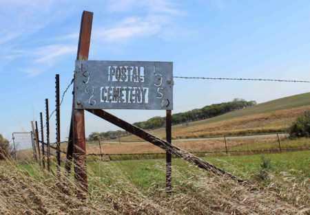 POSTAL, SIGN - Logan County, North Dakota | SIGN POSTAL - North Dakota Gravestone Photos