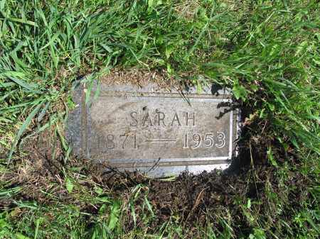 RADKE 165, SARAH - Logan County, North Dakota   SARAH RADKE 165 - North Dakota Gravestone Photos