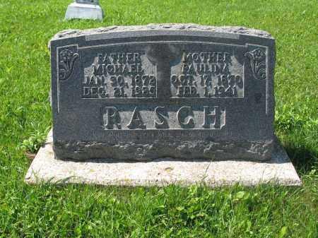 RASCH 114, PAULINA - Logan County, North Dakota | PAULINA RASCH 114 - North Dakota Gravestone Photos