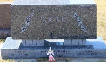 RATH, JOANN - Logan County, North Dakota   JOANN RATH - North Dakota Gravestone Photos