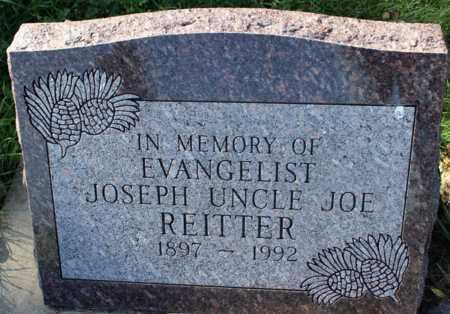 REITTER, JOSEPH - Logan County, North Dakota | JOSEPH REITTER - North Dakota Gravestone Photos