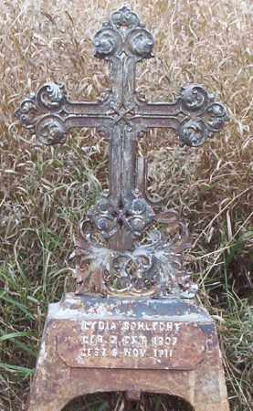 SCHLECHT, LYDIA - Logan County, North Dakota   LYDIA SCHLECHT - North Dakota Gravestone Photos
