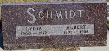 STOLZ SCHMIDT, LYDIA - Logan County, North Dakota | LYDIA STOLZ SCHMIDT - North Dakota Gravestone Photos