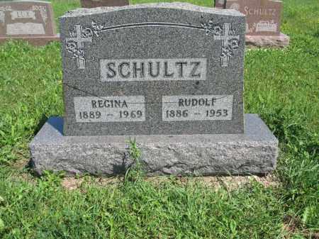 SCHULTZ 166, RUDOLF - Logan County, North Dakota | RUDOLF SCHULTZ 166 - North Dakota Gravestone Photos