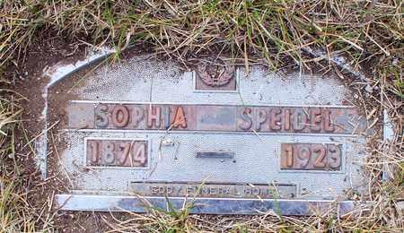 SPEIDEL, SOPHIA - Logan County, North Dakota | SOPHIA SPEIDEL - North Dakota Gravestone Photos