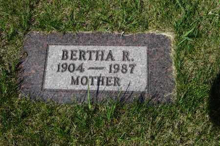 TERGESON, BERTHA R. - Logan County, North Dakota | BERTHA R. TERGESON - North Dakota Gravestone Photos