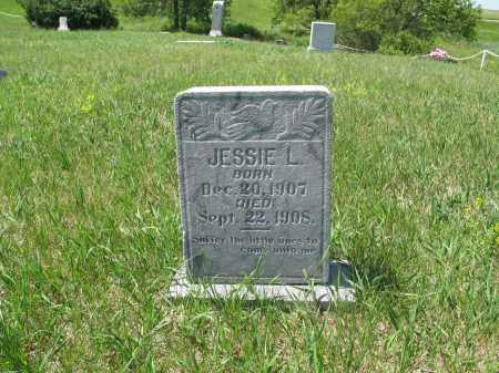 HAGEN, JESSIE L - Logan County, North Dakota | JESSIE L HAGEN - North Dakota Gravestone Photos