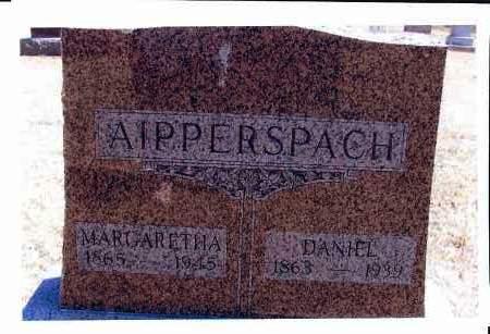 SCHNABEL AIPPERSPACH, MARGARETHA - McIntosh County, North Dakota | MARGARETHA SCHNABEL AIPPERSPACH - North Dakota Gravestone Photos