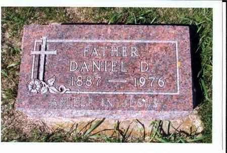 AIPPERSPACH, DANIEL D. - McIntosh County, North Dakota | DANIEL D. AIPPERSPACH - North Dakota Gravestone Photos