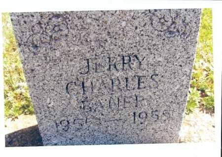 BAUER, JERRY CHARLES - McIntosh County, North Dakota | JERRY CHARLES BAUER - North Dakota Gravestone Photos
