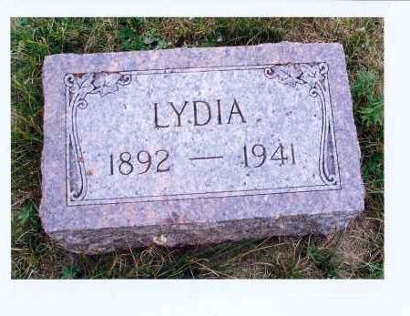 BECHTLE, LYDIA - McIntosh County, North Dakota | LYDIA BECHTLE - North Dakota Gravestone Photos