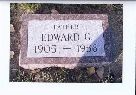 BENDER, EDWARD G. - McIntosh County, North Dakota | EDWARD G. BENDER - North Dakota Gravestone Photos
