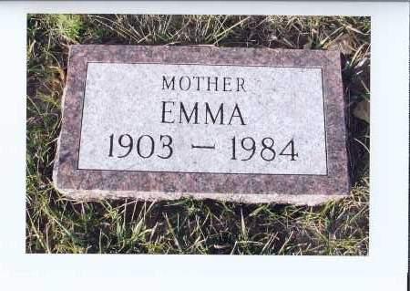 BENDER, EMMA - McIntosh County, North Dakota | EMMA BENDER - North Dakota Gravestone Photos