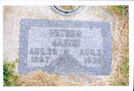 BENDER, JACOB - McIntosh County, North Dakota | JACOB BENDER - North Dakota Gravestone Photos