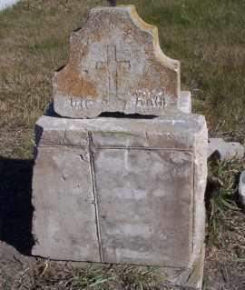 BENDEWALD, . - McIntosh County, North Dakota | . BENDEWALD - North Dakota Gravestone Photos