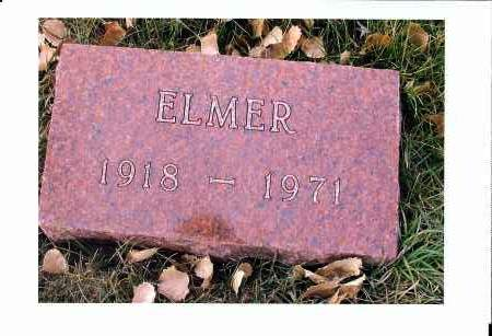 BERTSCH, ELMER - McIntosh County, North Dakota | ELMER BERTSCH - North Dakota Gravestone Photos