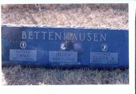 BETTENHAUSEN, HELEN - McIntosh County, North Dakota | HELEN BETTENHAUSEN - North Dakota Gravestone Photos