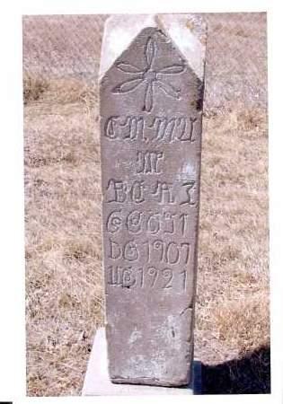 BERTSCH, EMMA MAGDALENA - McIntosh County, North Dakota | EMMA MAGDALENA BERTSCH - North Dakota Gravestone Photos